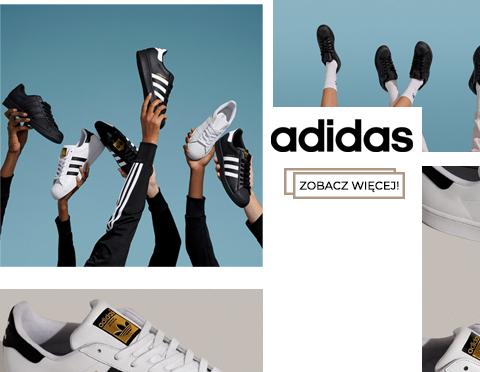Sklep sportowy obuwie Adidas,Reebok, promocyjne ceny
