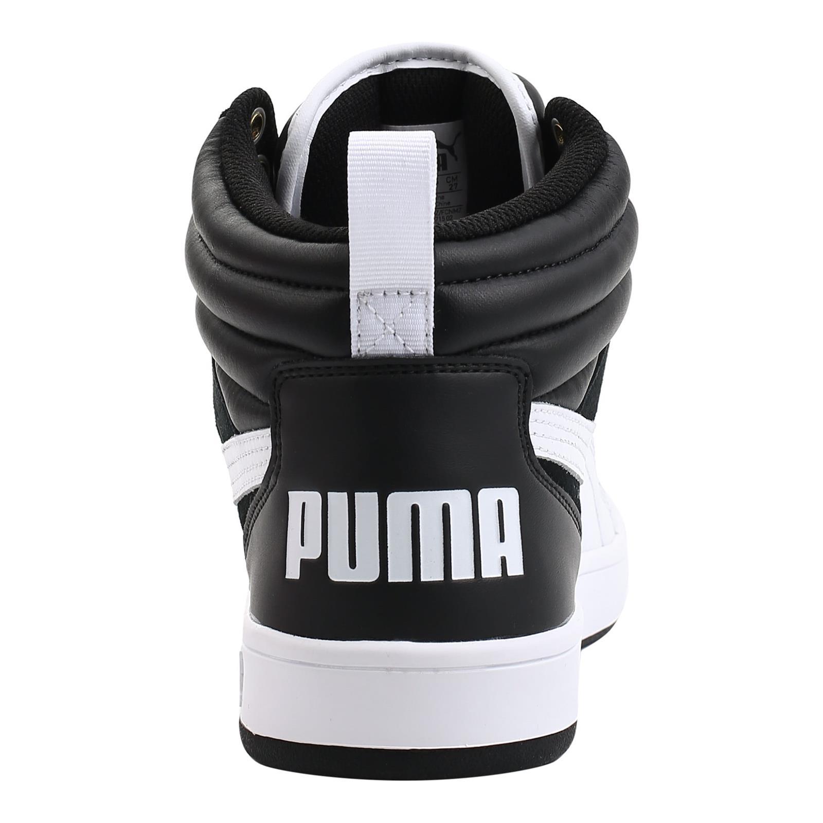 PUMA REBOUND STREET V2 BLACK 36371502 Czarny