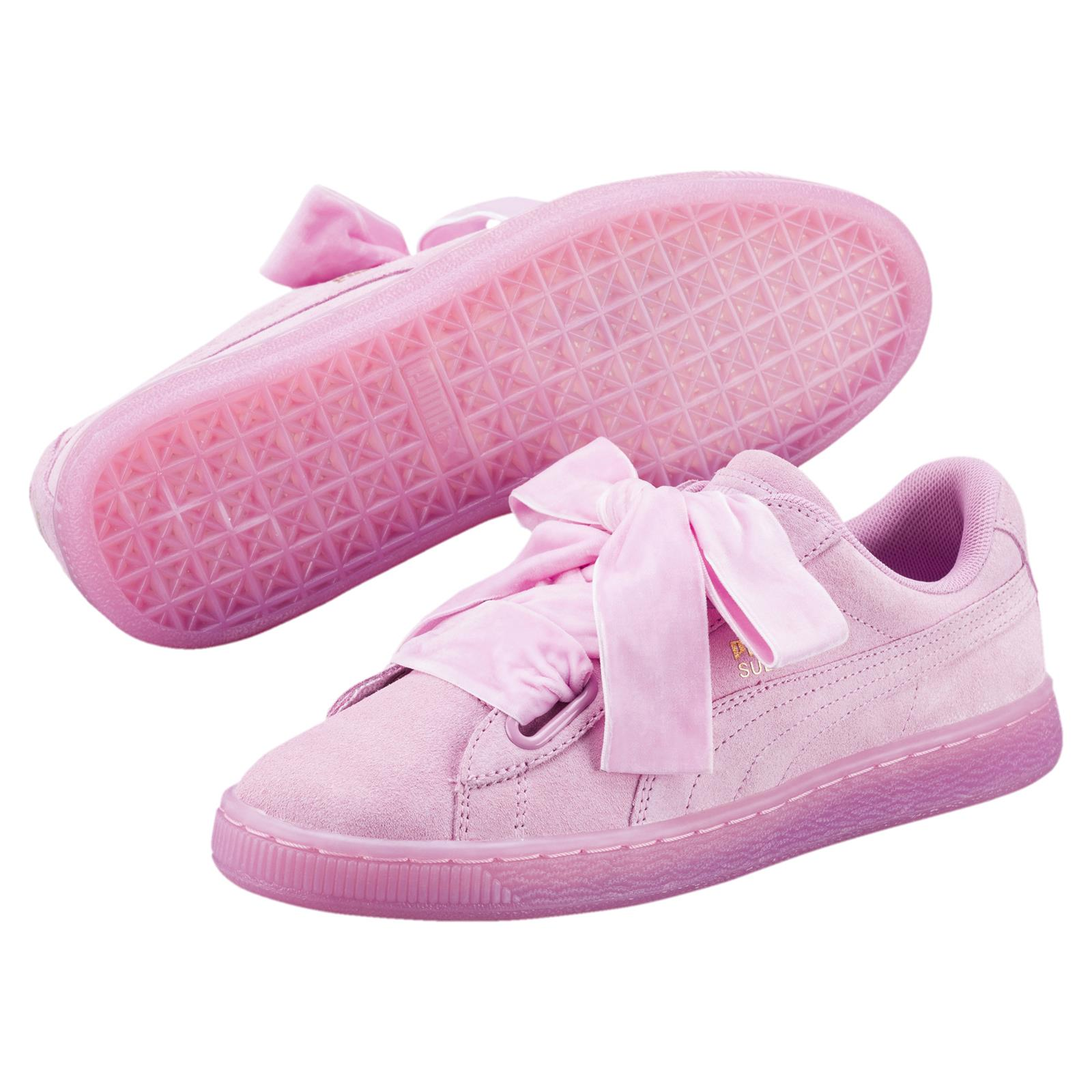 Buty Puma Suede Heart RESET 36322902