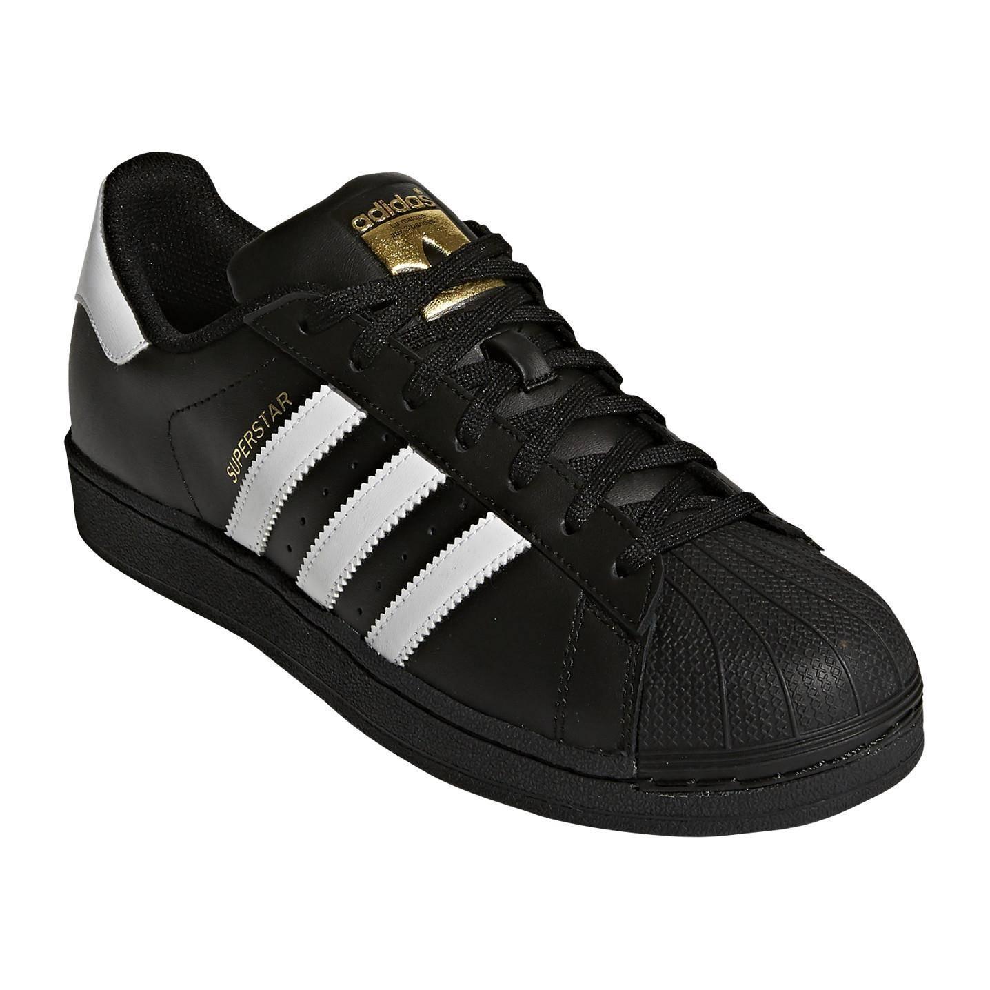 damskie buty Adidas Superstar B27140 skrzane